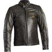 Photo of Helstons Alpha Motorcycle Leather Jacket Black M HelstonsHelstons