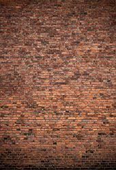Kate Brown Red Brick Wall Rustic Style Backdrop for photography