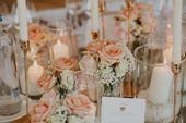 Bloemen decoratie trouw – {Wedding Planner: Absolutely Fabulous Weddings – Fotog…