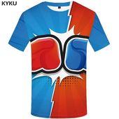 Psychedelic T-Shirts Men Art Print T Shirt 3D Graffiti Tshirts Casual Abstract Tshirt Printed Mens Clothing 3d t shirt 10 M   – Products