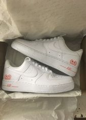 Tendance Sneakers 2018 : Nike Air Force 1 Custom CDG