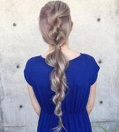 20 Inspirierende Ideen für Rope Braid Frisuren – …