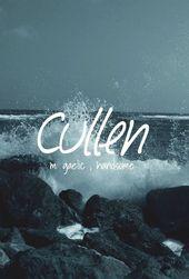 Cullen starker Babyname! #cutepuppynamesboy   – Babynamen 2