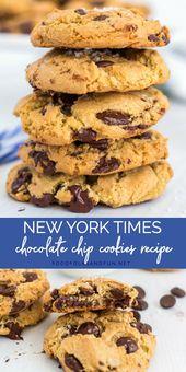 Die besten Schokoladenkekse der New York Times