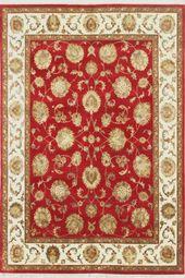 Ndharva Affordable Oriental Wool & Silk Carpet CS-…