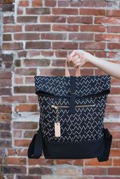 Range Backpack PDF Pattern – #Backpack #essentials…