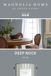 This dark and moody shade of gray adds dramatic st…