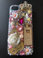 Phone Case Handmade Unique & Gorgeous HANDMADE MOST PHONES Case Cell Cover iPhone   Etsy
