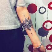 J'adore ce tatouage! 🠒Œ – # 🌠#LOVE #tattoo   – Tatouages | Tattoo