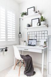 45+ Best Desk Decor Design Ideas & Fun Accessoris DIYs for your desk