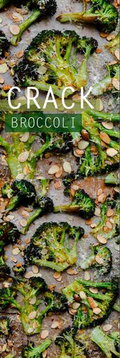 Le meilleur brocoli rôti