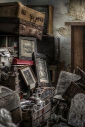 50+ Best Abandoned Houses – Dekorieren
