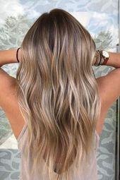 Balayage loiro cinza que vai transformar muito o seu cabelo   – Haarfarben