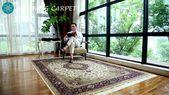 6×9 handmade silk carpet series from Nanyang Silk …