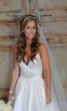 Trendy Hochzeitsfrisuren halb hoch halb runter wellig Brautjungfer 41 Ideen - #Brautjungfer ... - Frisur wellig Hochzeit - #Brautjungfer #Brautjungfer #Haar ...