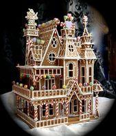 52 Unique DIY Gingerbread House Ideas in Your Decor – Decorhead.com