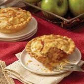Karamellapfel, Miniapfelkuchen treffen. Wir haben Ihren Lieblingsherbstgeschmack kombiniert …   – Make Good Things