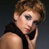Kurzes Frisurenmodell für Frauen – #frisur #courte #femme #modele – #neu