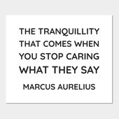 Stoicism Quotes – The tranquillity that comes when…
