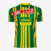 West Bromwich Albion 20 21 Wholesale Away Cheap Soccer Jersey Sale West Bromwich Albion 20 21 Wholesale Away Cheap Socc In 2020 Soccer Shirts Soccer Jersey Soccer Kits