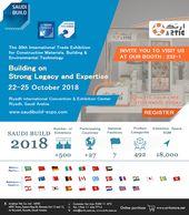 Saudi Stone-Tech 2018, the 21st International Stone & Stone Technology Exhibition. Saudi Stone-Tech 2018 will gather a powerful mix of top distributor…