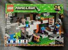 LEGO Minecraft The Zombie Cave 21141 Bausatz (241 Teile) #Spielzeug   – Lego Ideen