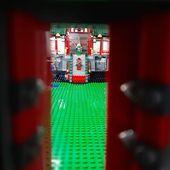Platzierung 70728 in der Stadt! Da kommt noch mehr!. #ninjagocity #lego #moc #legomoc #ninj …   – Ninjago lego