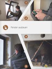 Bei der thermischen Sanierung müssen alte Fenster oft nachgeben. Die Anweisungen zeigen   – Decoration