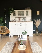 Herbststimmung 🌿 #livingroom #vintage #plants #pa…