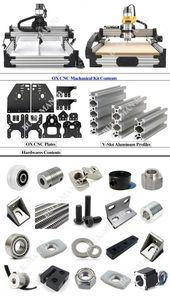 Openbuilds OX CNC-Fräsmaschine CNC-Bausatz mit 4 …