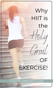 Why HIIT is the Holy Grail of Weight Loss