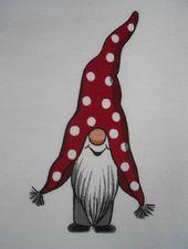 Skandinavische Weihnachtsgeschenk Tasche Gnome Elf… – #Elf #Gnome #scandinavian #skandinavische #Tasche