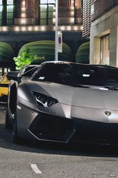 stayfr-sh: Lamborghini Aventador Roadster  – L