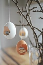 Easter decoration: some simple and stylish Easter decoration ideas