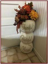 √89 Wonderful Home Decoration Ideas For Fall This Year #falldecor #falldecorat…