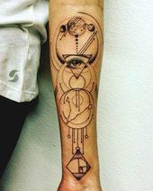 50 Intense Geometric Tattoos Designs And Ideas