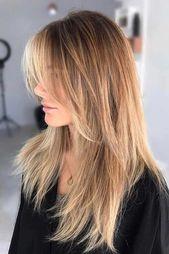 18 idées de coupe de cheveux longs et polyvalents pour toutes les femmes   – Haar