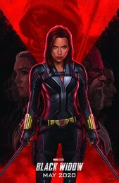 Revelan el primer póster de 'Black Widow' y así se vería el Guardián Rojo de David Harbour