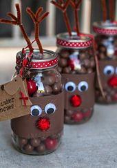 Weihnachtsgeschenke selber basteln – 40 Ideen für persönliche Geschenke