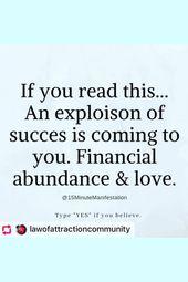 Powerful Money Affirmation