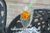 5 Limetten-Orangenschalen-Cocktail zum Garnieren   – Cocktails