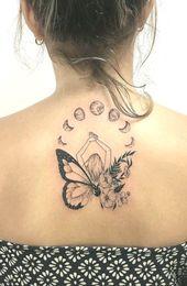 50+ absolut einzigartige Tattoo-Ideen für Frauen, die extrem schön sind – Caro…