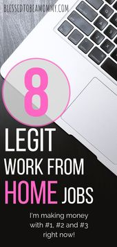 8 LEGIT WORK FROM HOME JOBS | HOW TO MAKE MONEY FROM HOME- Are you trying to fin… – self improvement