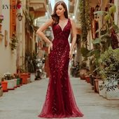 Elegant Party Gowns For Woman