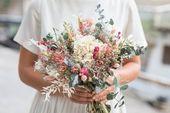 Bouquet fleurs séchées Hector