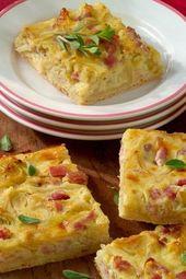 The best recipe for onion cake   – Rezepte