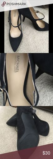 Michael Kors Claire Mary Jane pump Only wore these once but for the life of me I…