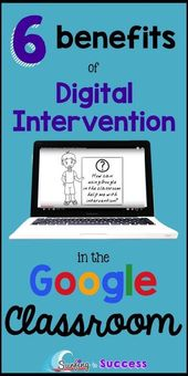 Digital Intervention in the Google Classroom – Surfing to Success