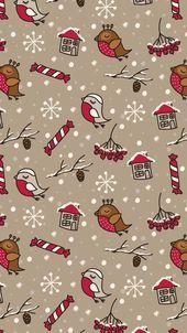 25 kostenlose Weihnachts-Hintergründe für iPhone…