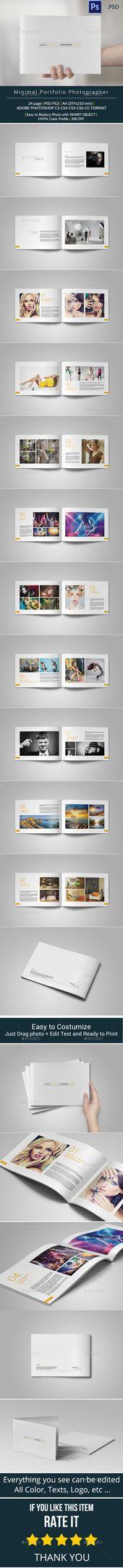 Minimal Portfolio #AD #Minimal, #ad, #Portfolio  – Creative Web Templates Galleries